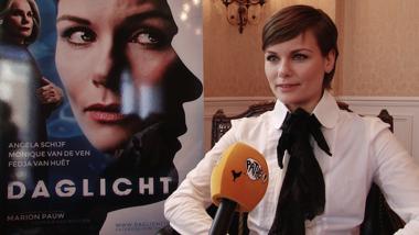 Daglicht - interview: Angela Schijf, Fedja van Huêt, Monique van de Ven, Diederik van Rooijen