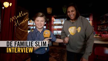 De Familie Slim - interview