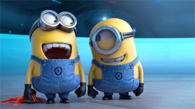 Despicable Me 2 - trailer D