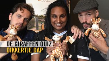 Dikkertje Dap - De Giraffen Quiz
