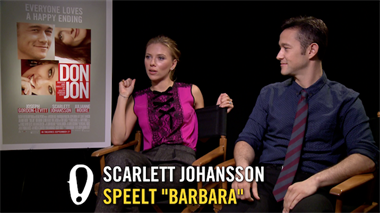 Don Jon - interview: Joseph Gordon-Levitt + Scarlett Johansson