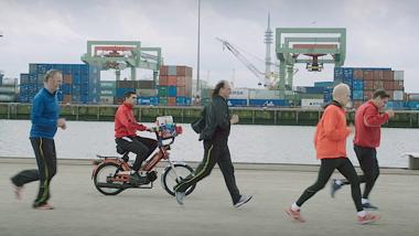 De Marathon - trailer