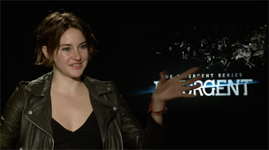 Divergent Series: Insurgent - Interview