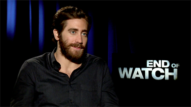 End of Watch - Interview