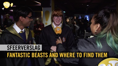Fantastic Beasts and Where to Find Them - Sfeerverslag