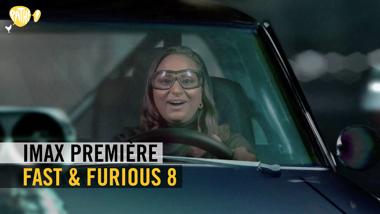 Fast & Furious 8 - IMAX première
