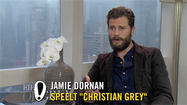 Fifty Shades of Grey - Interview