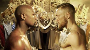 Floyd Mayweather vs. Conor McGregor - teaser