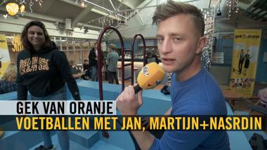Gek van Oranje - interview