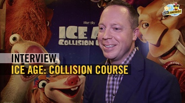 Ice Age: Collision Course - interview