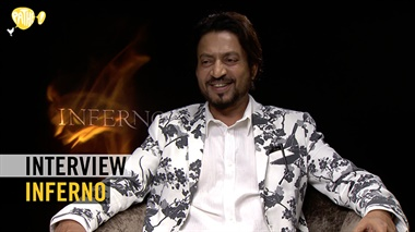 Inferno - Interview: Irrfan Khan