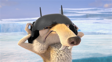 Ice Age 4: The Dark Nut - special teaser