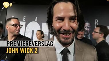 John Wick 2 - Premièreverslag