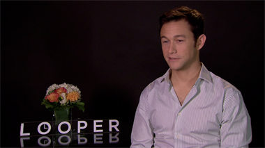 Looper - Interview Joseph Gordon-Levitt, Emily Blunt, Rian Johnson