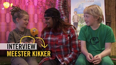 Meester Kikker - interview