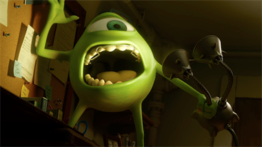 Monsters University - trailer 3