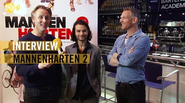 Mannenharten 2 - interview