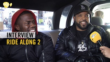 Ride Along 2 - interviews