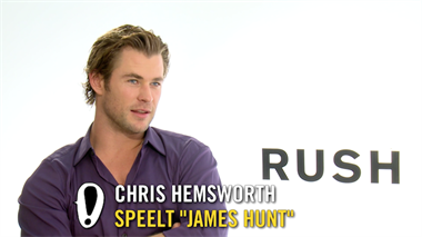Rush - interview: Chris Hemsworth, Daniel Bruhl, Olivia Wilde, Ron Howard