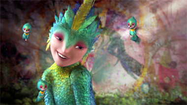 Rise of The Guardians - trailer NL