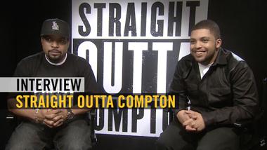 Straight Outta Compton - interview