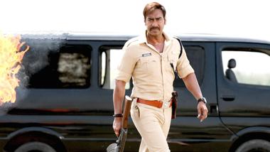 Singham Returns - trailer