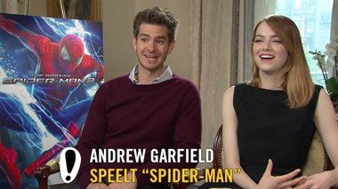 The Amazing Spider-Man 2 - interview: Andrew Garfield, Emma Stone, Jamie Foxx, Dane DeHaan, Marc Webb