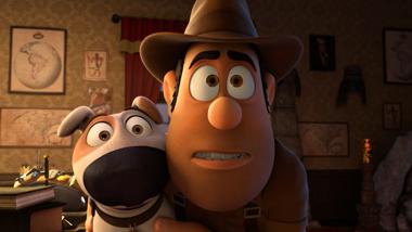 Ted & De Schat van De Mummie - trailer