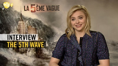 The 5th Wave - Interview