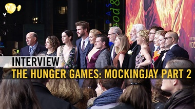 The Hunger Games -  premièreverslag