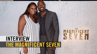 The Magnificent Seven - Interview: Antoine Fuqua (regisseur)