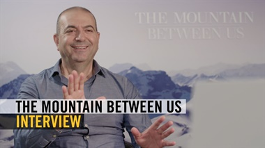 The Mountain Between Us - interview