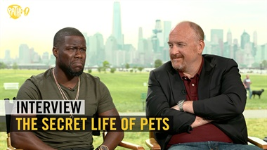 The Secret Life of Pets - interview