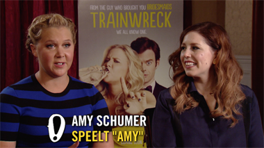Trainwreck - interview