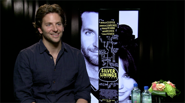 Silver Linings Playbook - Interview Bradley Cooper, Jennifer Lawrence