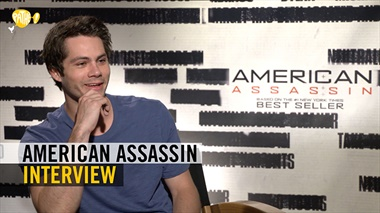 American Assassin - interview