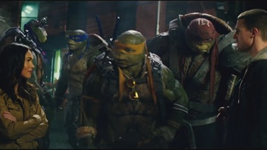Ninja Turtles 2 - Trailer