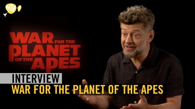War For The Planet of The Apes - interview