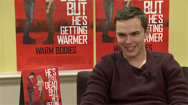 Warm Bodies - interview: Nicholas Hoult