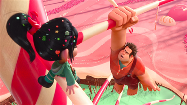 Wreck-It Ralph - trailer 2