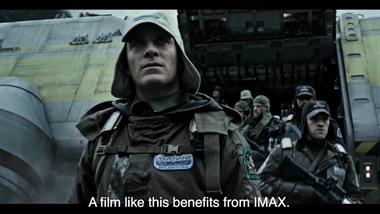 Alien: Covenant - IMAX featurette
