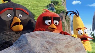 Angry Birds - trailer 2