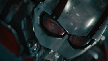 Ant-Man - officiële trailer