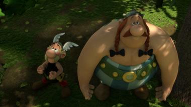 Asterix en Obelix 3D: De Romeinse Lusthof - trailer