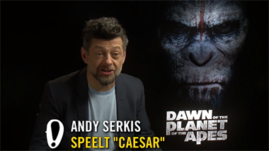 Dawn of the Planet of the Apes - interviews