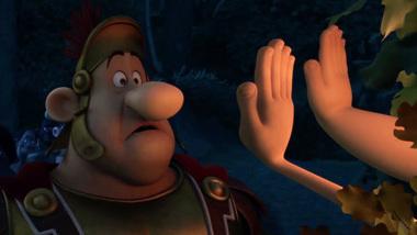 Asterix en Obelix 3D: De Romeinse Lusthof - clip 2