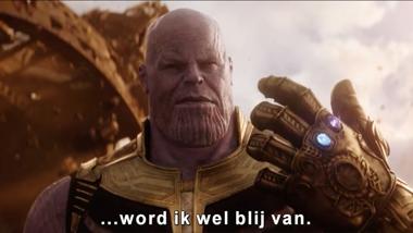 Avengers: Infinity War - eerste trailer