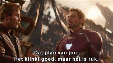 Avengers: Infinity War - nieuwe trailer