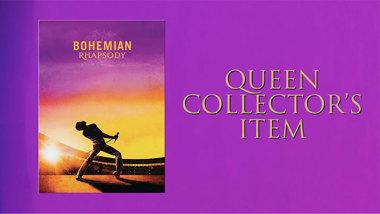 Ontvang een Bohemian Rhapsody - Collectors Item