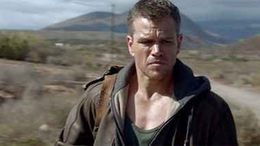 Jason Bourne - Super Bowl clipje